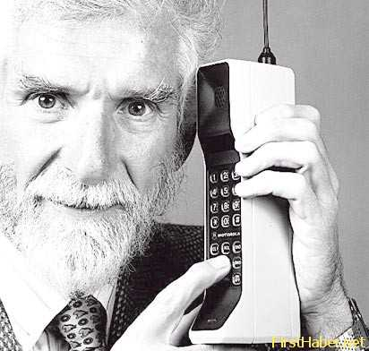 Cep Telefonunu Kim Buldu – İcat Etti