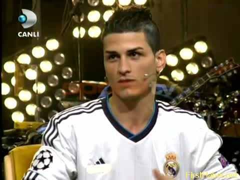 Beyaz Show Adanalı Cristiano Ronaldo Benzeri