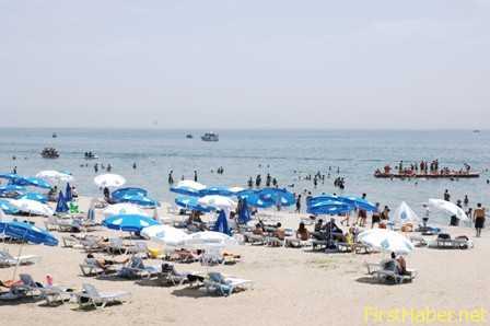 İstanbul Florya Güneş Plajı